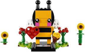 LEGO® Brick Headz Valentine's Bee