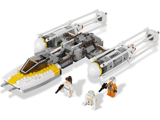 LEGO® Gold Leader's Y-Wing