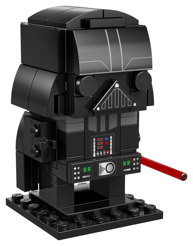 LEGO® Brick Headz Darth Vader
