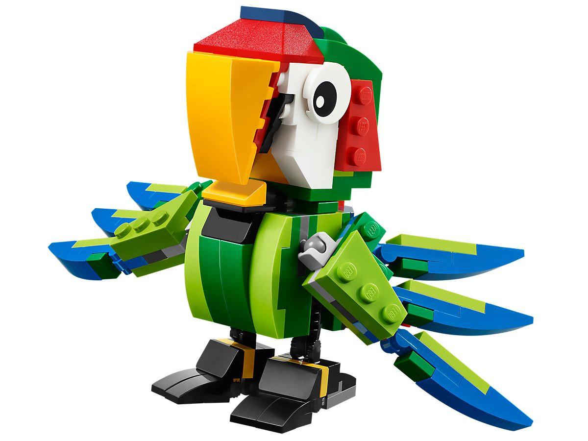 LEGO® Jungle Animals