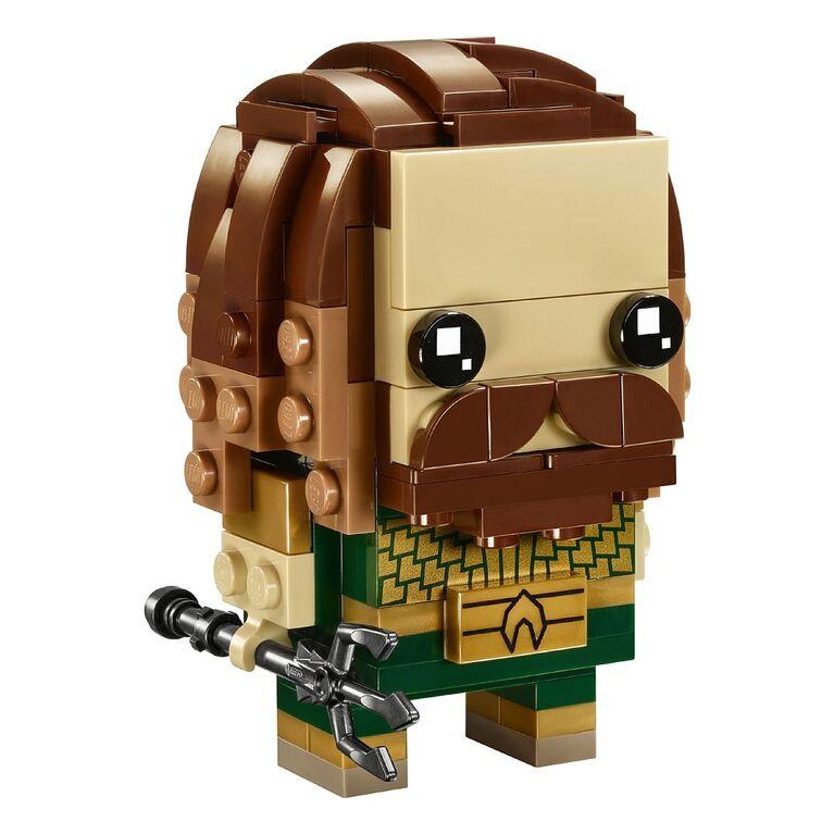 LEGO® Brick Headz Aquaman