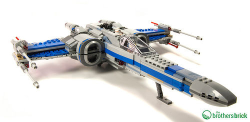 LEGO® Resistance X-Wing