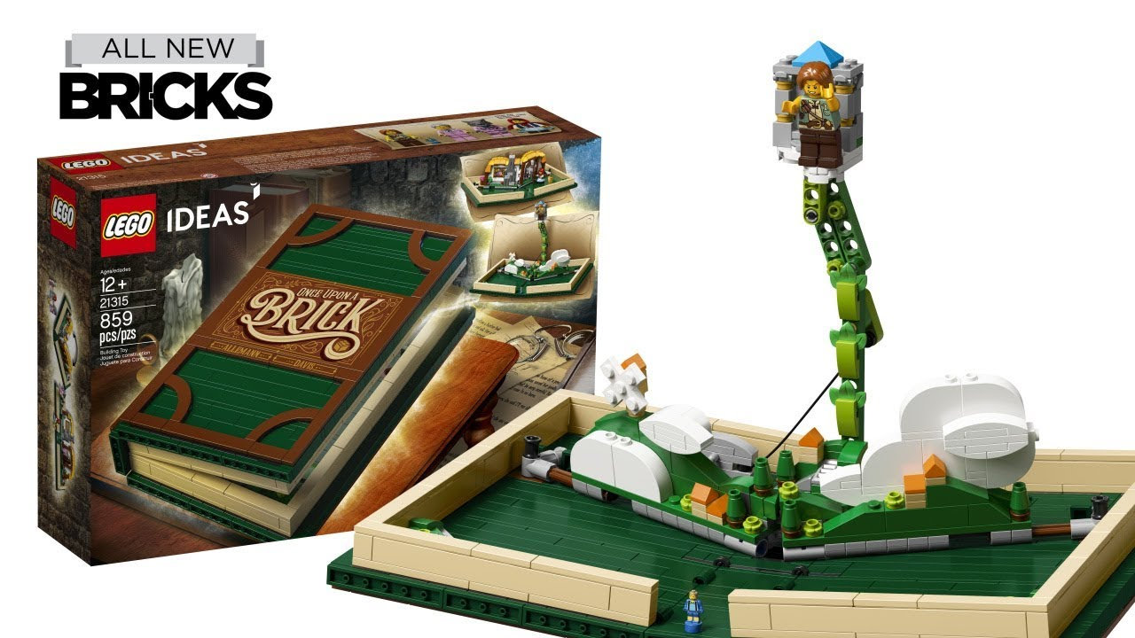 LEGO® Ideas Pop-Up Book
