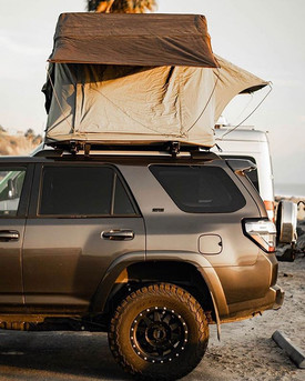 Beach camping has never been easier 👏🏻