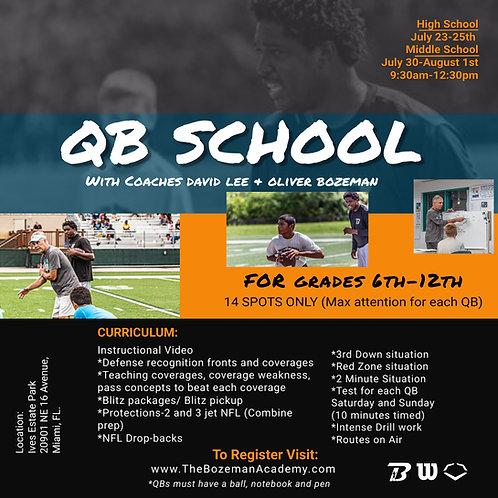 QB School