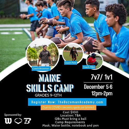 Maine Skills Camp