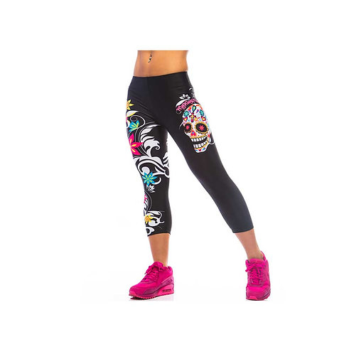 MyWay2Fitness - Sugar Skull Perfection Nightshadow