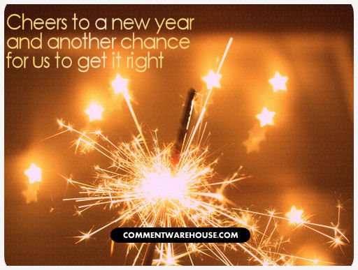 Oprah quote happy new year
