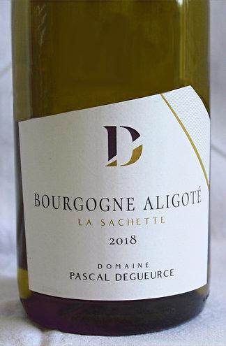 "Bourgogne Aligoté ""La Sachette"" 2018"