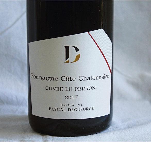 """Bourgogne Pinot noir """"Cuvée Le Perron"""" 2017"""