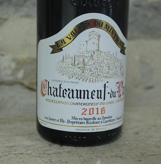 Châteauneuf-du-Pape 2016