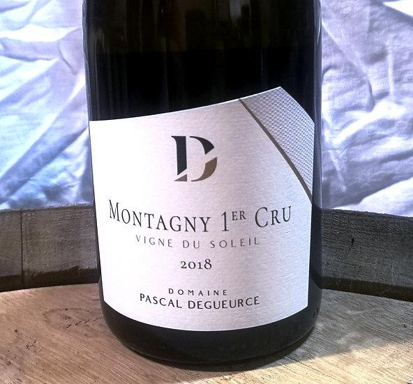 """Montagny 1er Cru """"Cuvée Vigne du Soleil"""" 2018"""
