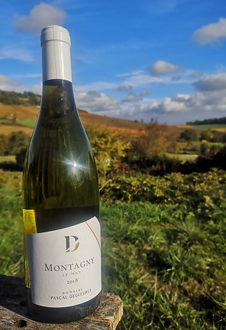 """Montagny """"Cuvée le May"""" 2018"""