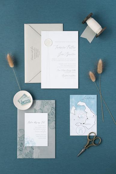Tamara's Wedding Invitation Suite