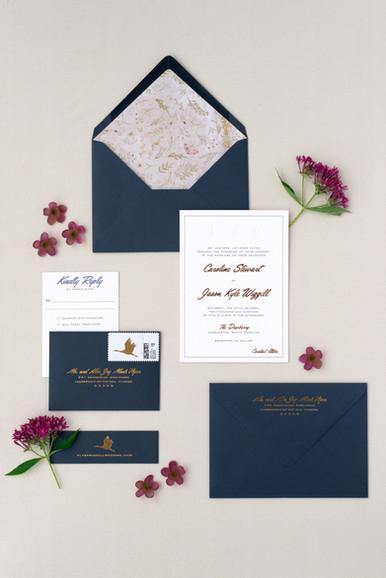 Caroline wedding suite
