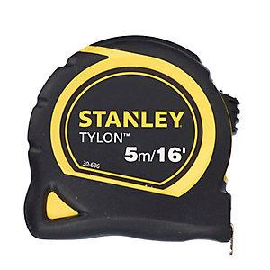 STANLEY TYLON MEASURING POCKET TAPE 5M/16 FEET (19mm)