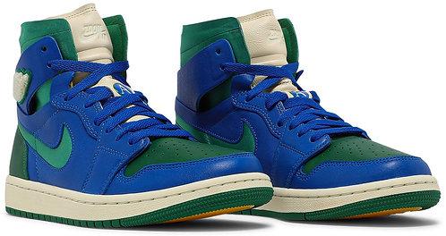 Aleali May x Wmns Air Jordan 1 High Zoom Comfort 'Califia' SKU: DJ1199 400