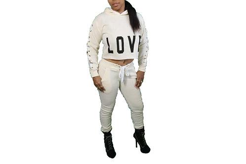 Love Me Jogger Set