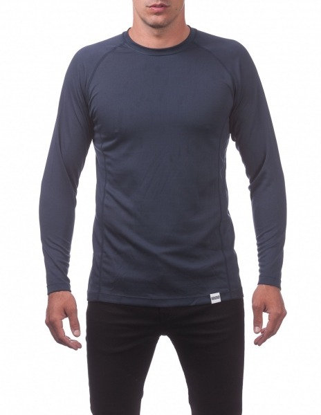 Pro Club Men's Performance DryPro Long Sleeve T-Shirt
