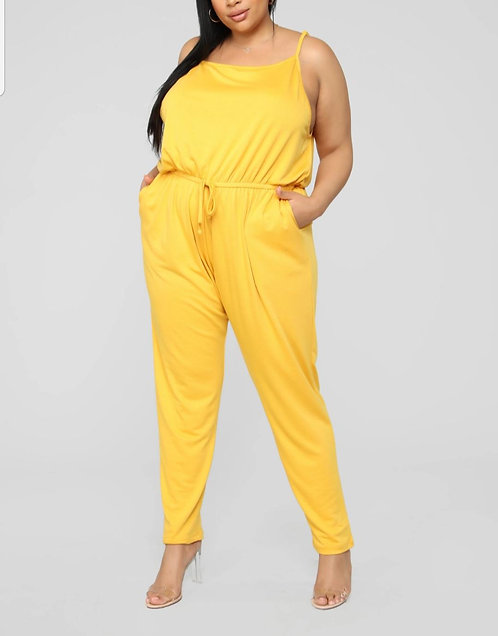 Stay Comfy Jumpsuit