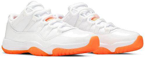 Wmns Air Jordan 11 Retro Low 'Bright Citrus'