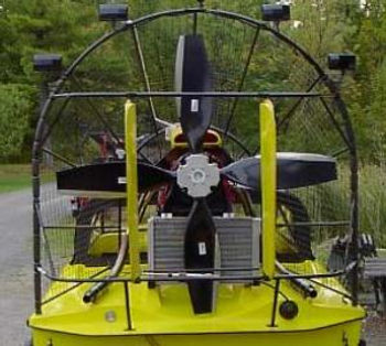Airboat Propellers