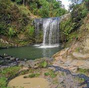 Oakley Creek Waterfall