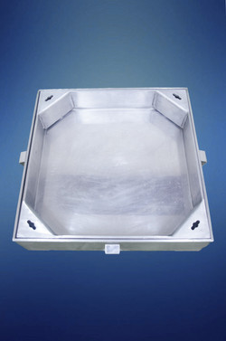 Stainless Steel Manhole Cover in Uae