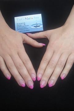 akryl negle