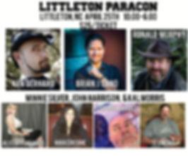 Littleton Paracon 2020