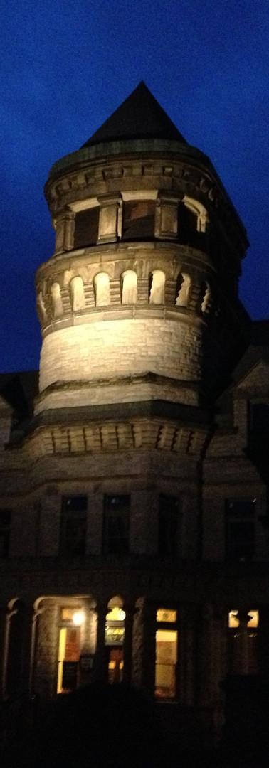 OSR at night