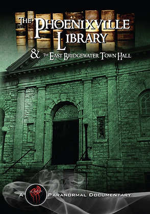 """SCARED! The Phoenixville Library"" DVD"