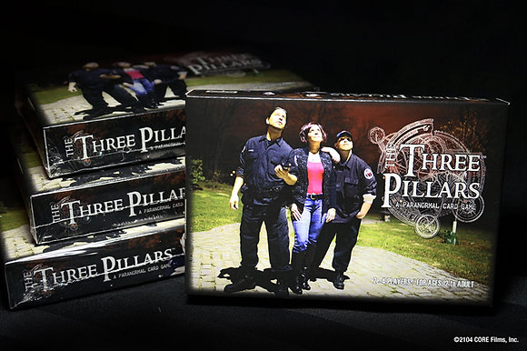 The Three Pillars - Premiere Set (card game)