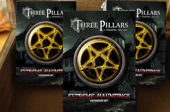 The Three Pillars - Extreme Hauntings