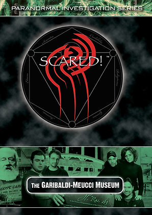 """SCARED! The Garibaldi-Meucci Museum"" DVD"