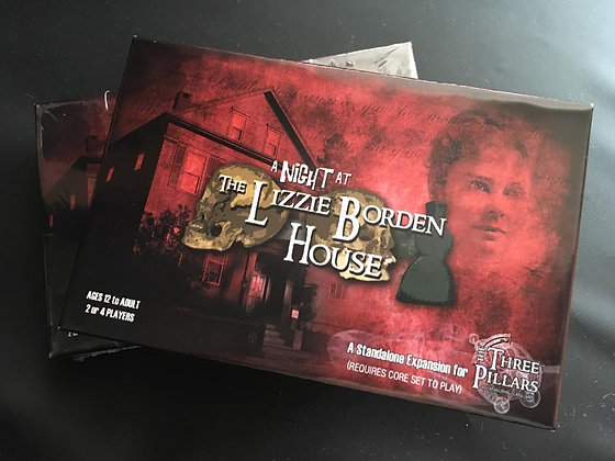 A Night at the Lizzie Borden House - TP expansion