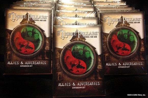 The Three Pillars - Allies & Adversaries expansion