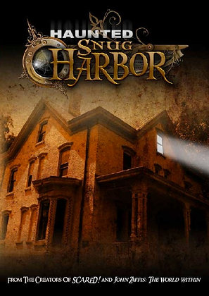 """Haunted Snug Harbor"" DVD"
