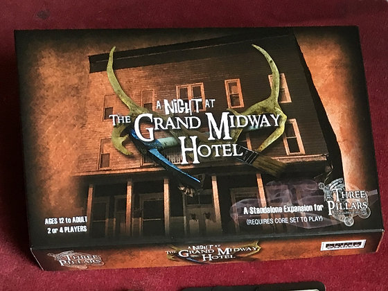 A Night at the Grand Midway Hotel - TP expansion