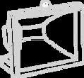 ML-0300, ML-0301 Substitui Halógeno 80w.