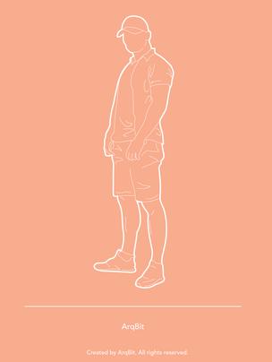 Standing 06