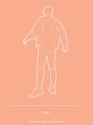 Standing 07