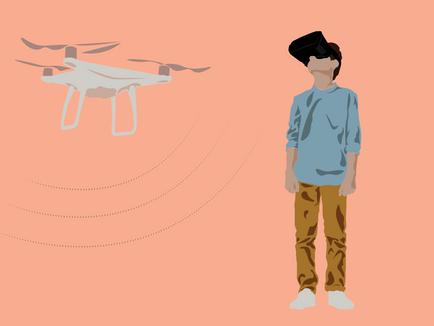 Novas tecnologias no processo de Projeto Urbano: Realidade Virtual, Aumentada e Drone
