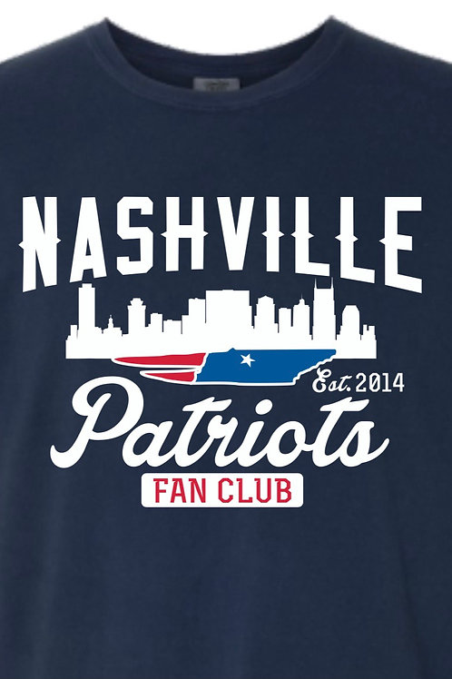 2020 Nashville Patriots T-Shirt