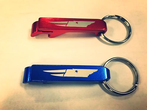 Bottle Opener/Keychain
