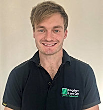 Lawn treatment expert Jack Chapman
