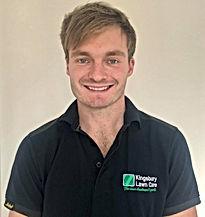 Lawn treatment expert Jack Chapman