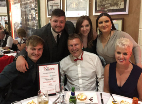 Tamworth Business and Community Awards 2019