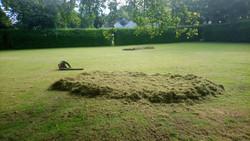 Big lawn scarify