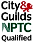 Kingsbury Lawn Care / lawn treatment service / this image is of the NPTC quailification logo